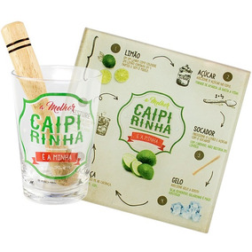 a1e5f85525e02 Kit Caipirinha Com Tabua Kathavento - Cozinha no Mercado Livre Brasil