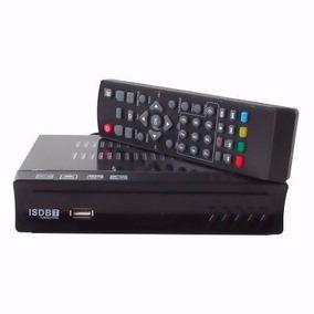 Conversor Tv Digital Função Gravador