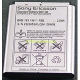 Bateria Original Sony Ericsson Bst-36 J200 J220i Envio Hoy *