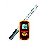 Medidor De Umidade E Temperatura De Grãos Pm-640 Nfe
