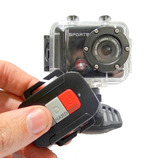 Camera Filmadora Mergulho 30 Metros Full Hd 60fps Zoom Fhd