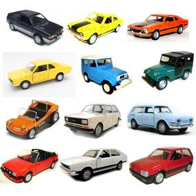 Coleção Rara 12 Miniaturas Classicos Nacionais Do Extra 2ªed