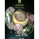 10 Combos 2 Salamines + 1 Quesito - Directo De Tandil