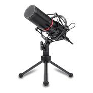 Microfone Redragon Blazar Gm300 Preto