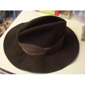 Sombrero De Fieltro Marron Henry Stanley Bond Street London