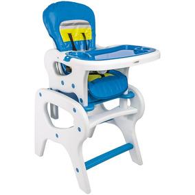 Cadeira Para Refeição Bebê Vira Mesa Kinder Kiddo