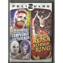 Mil Mascaras Peliculas En 1 Nuevo Dvd Una Rosa Sobre El Ring