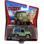 Cars 2 Miles Axlerod Disney Pixar Coleccionable Nuevo