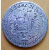 Fuerte De Plata Año 1929 - Muy Bien Conservado