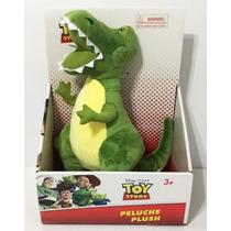 Peluche Toy Story Rex 30 Cm En Caja