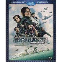 Rogue One Una Historia De Star Wars Pelicula En Blu-ray