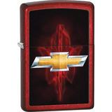 Encendedor Zippo Modelo 28636 Chevrolet Logo Garantia