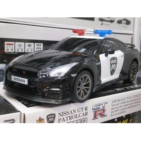 Nissan Gt-r Patrol Car - Controle Remoto - Escala 1:20