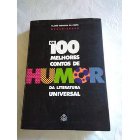 Os 100 Melhores Contos De Humor Literatura Universal 546págs