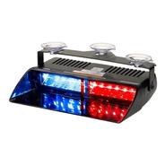 Códigos 16 Led Luces Policía Estrobos Emergencia Tipo Viper