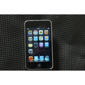 Ipod Touch 8gb Preto 2ª Geração (não É Celular) Funcionando