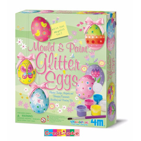 Moldes Y Pintura Para Hacer Figuras De Huevos Decorados 4m