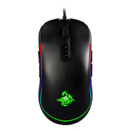 Mouse Gamer Soldier Gt800 Hoopson 7200dpi Rgb