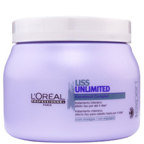 Loreal Profissional Liss Unlimited Máscara 500 G