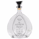 Tequila El Aguijon Platinium 100% Luxe 750 Ml
