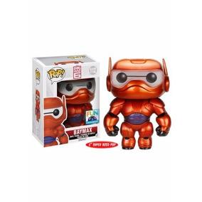 Funko Pop! Big Hero 6 Exclusivo Metallic Baymax