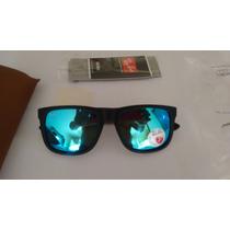 Óculos De Sol Polarizada Ray Ban Unissex Rb4165 Mod: Justin