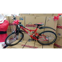 Bici Bimex Vampire R26 18v Doble Suspension Envio Gratis