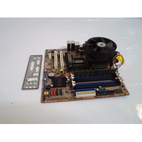Kit Placa Mãe Itautec St-4341 + Proc 3.20ghz + 2gb Ddr 775