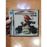 Mario Kart Ds Nuevo Cerrado En Perfectas Condiciones