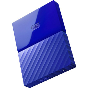 Disco Externo Wd Passport 1 Tb