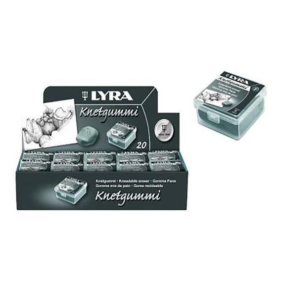 Goma Moldeable Lyra Knetgummy Distribuidora Lv