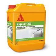 Rugasol 200 Retardante Fraguado Cemento 4,5 Lt