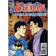 Batman 3 Dc Comics Abril Jovem 1997
