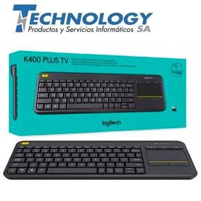 Teclado Logitech K400 Plus Wireless