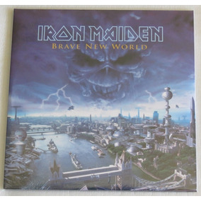Iron Maiden Brave New World 2 Lp 180 Gramas Pronta Entrega