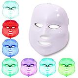 Mascara Led Facial Original 7 Colores Envío Gratis