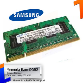 Memoria Ram Ddr2 1gb Todotechnologyve