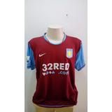 6c23f52c30 Futebol Camisa Do Aston Villa Xxl Novinha !!! - Futebol no Mercado ...