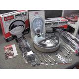 Edelbrock Chevrolet 305 350 400 Kit Cromado Tapas Filtro Etc