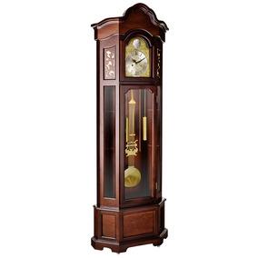 Relógio Pedestal Parede Coluna Carrilhão Novo Herweg 5335