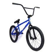 Bicicleta Bmx Mammoth Azul ¡liviana Y Resistente Freestyle!