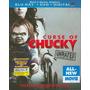 Blu-ray Curse Of Chucky / Chucky 6 / Bluray Dvd
