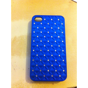 Cascara Iphone 5 Azul Ipod