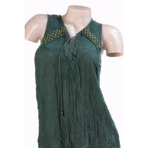 Blusas, Musculosas Y Vestidos Bambula. Ropa Vientos Del Este