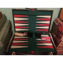 Backgammon Atache Ecocuero