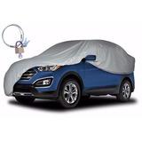 Capa Cobrir Carro Efa M100 100% Forrada + Cadeado