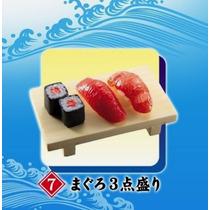 Miniatura Comida Japonesa Sushi *pra Barbie Blythe *re Ment