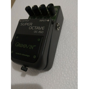Pedal Groovin - Super Octave Oc150