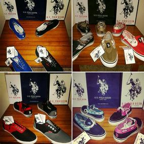 Liquidacion Zapatos Y Mocasines Polo Americanos Originales!!