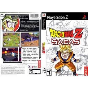 Dragon Ball Z Sagas - Ps2